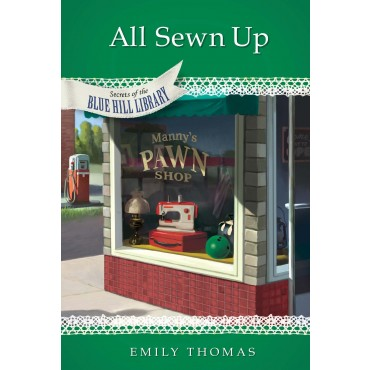 All Sewn Up by Emily Thomas - TriciaGoyer.com